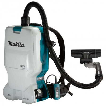 Makita Cordless Backpack Vacuum Cleaner DVC660