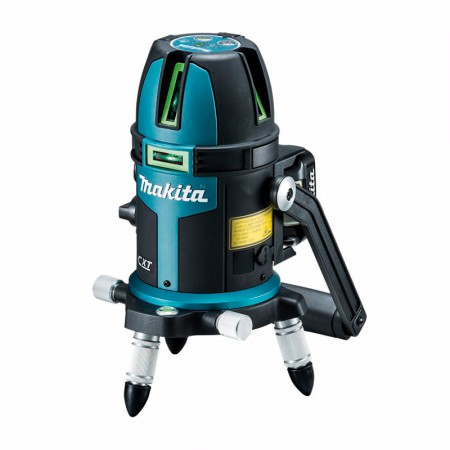 Makita Rechargeable Green Multi Line Laser SK209GD