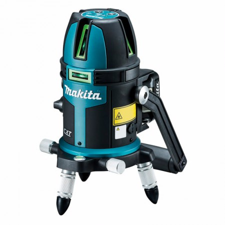 Makita Rechargeable Green Multi Line Laser SK312GD 1