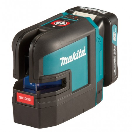 Makita Rechargeable Red Cross Line Laser SK105D 1
