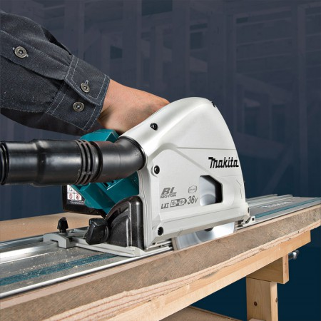 Makita Cordless Plunge Cut Saw DSP600