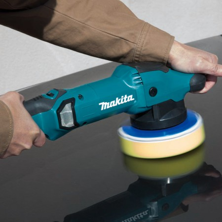 Makita Random Orbit Polisher PO6000C 2