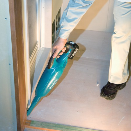 Makita Cordless Cleaner DCL180