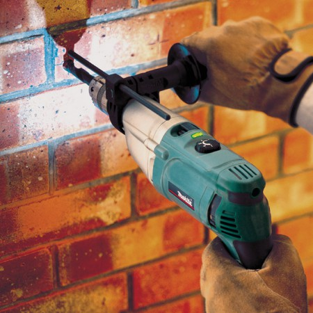 Makita 2-Speed Hammer Drill HP2070 2