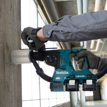 Makita Cordless Combination Hammer DHR280 2