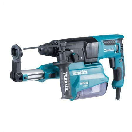 Makita Combination Hammer With Self Dust Collection HR2650