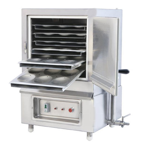 Samnantools Stainless Steel Idli Steamer Box, For Restaurant