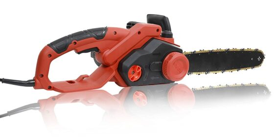 iBELL EC16-18 Electric Chain Saw, 1800W, 1200RPM, 16 Inch, Automatic Oiler - 6 Months Warranty